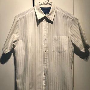 Stripped Button Down Shirt